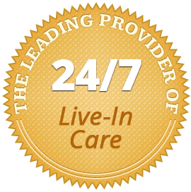 Leading Provider of 24/7 Live-In Care