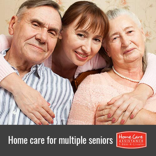 Can Guelph, CAN Family Caregivers Provide Home Care for Multiple Seniors?